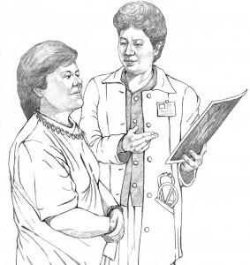 Pneumonia symptoms in adults